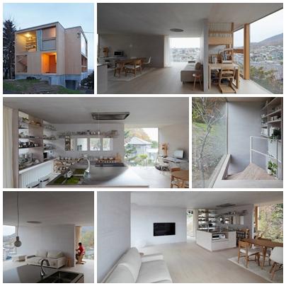 citrafit rumah minimalis berbahan kayu