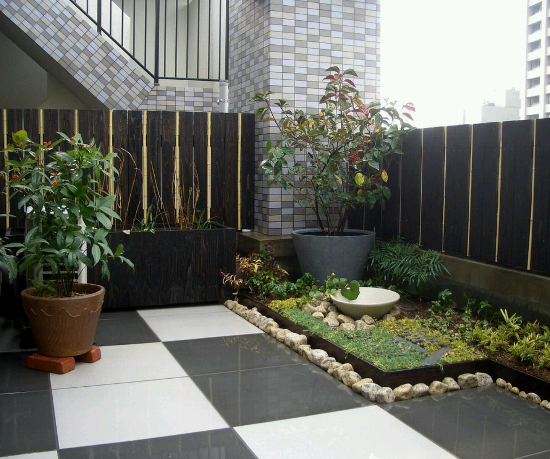 Taman Mungil Untuk Rumah Minimalis Nan Indah Citrafit